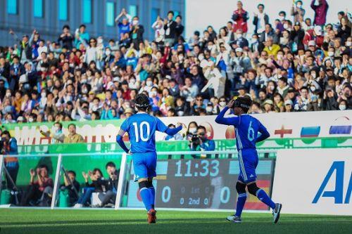 Blind football World Grand Prix heading to Tokyo