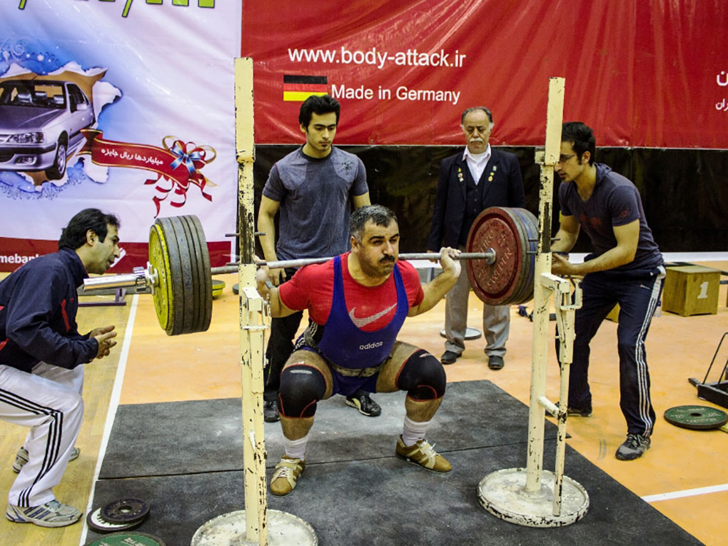 IBSA Powerlifting and Benchpress World Championships head to Tbilisi