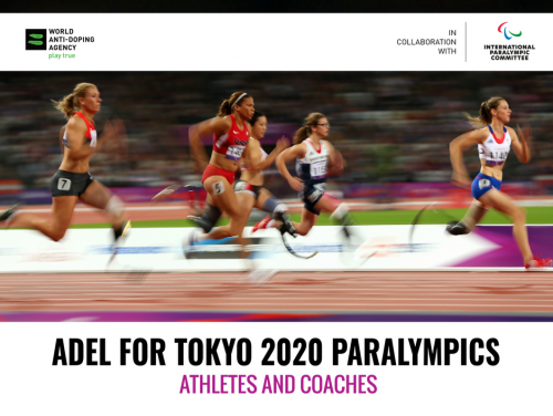New anti-doping course for Paralympic athletes released
