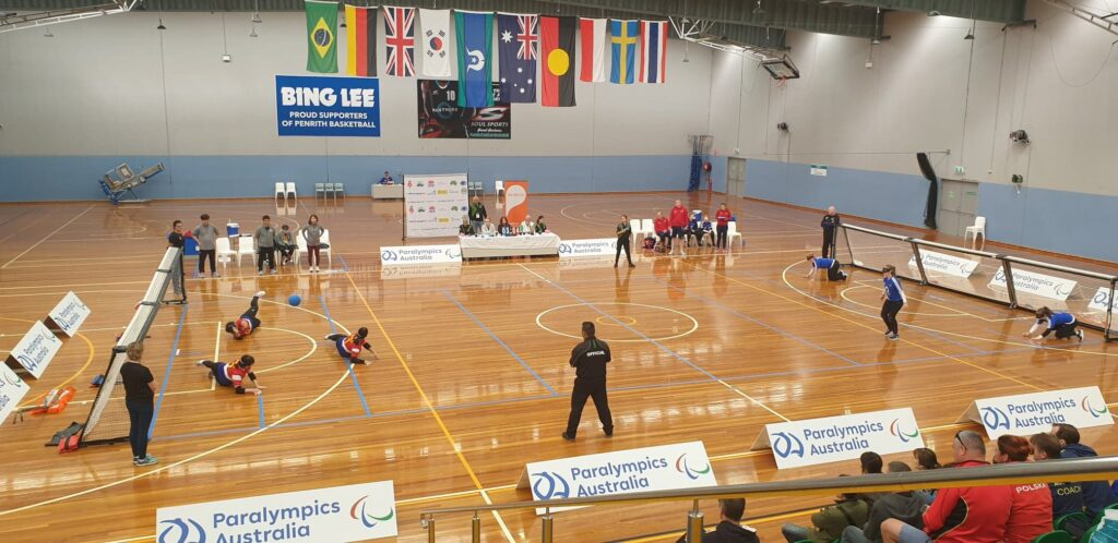 IBSA Goalball Youth World Championships to take place in 2023