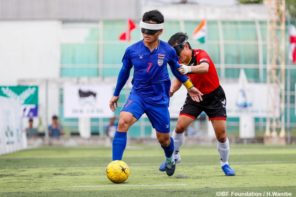 World Grand Prix to mark return to blind football