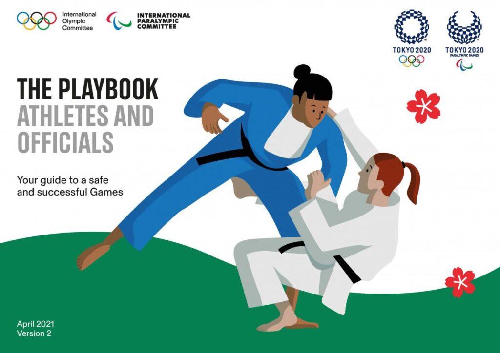 Latest Tokyo 2020 athlete Playbook published