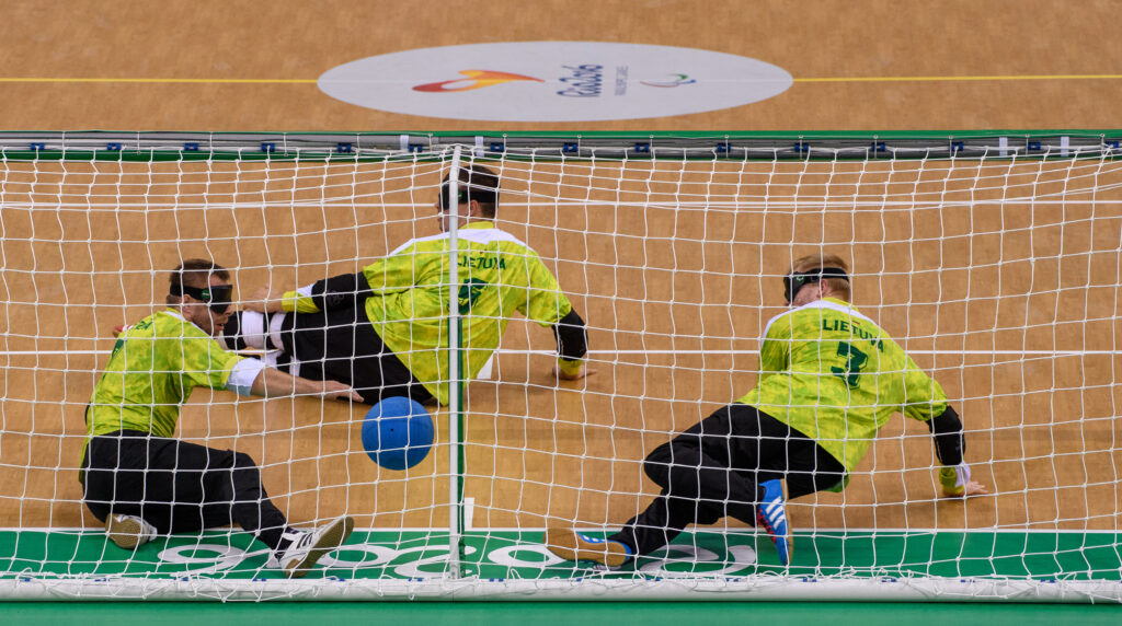 Tokyo 2020 goalball group draw to take place
