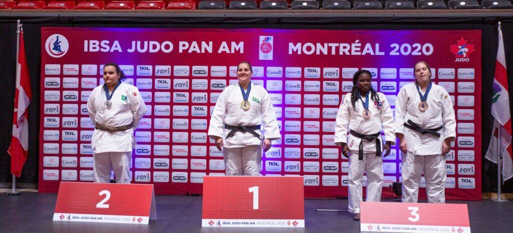 Emmerich overhauls Costa at judo Grand Prix