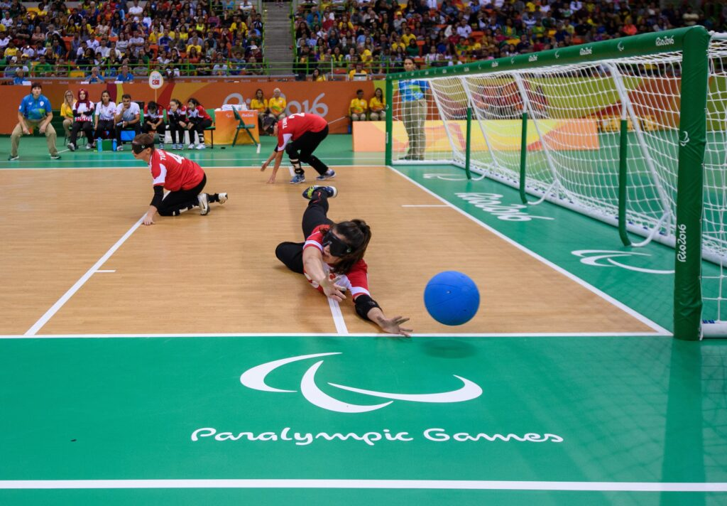 Goalball group draw: The results are in