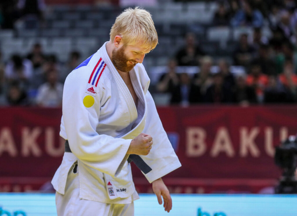 A year to get better: Skelley ready for judo Grand Prix