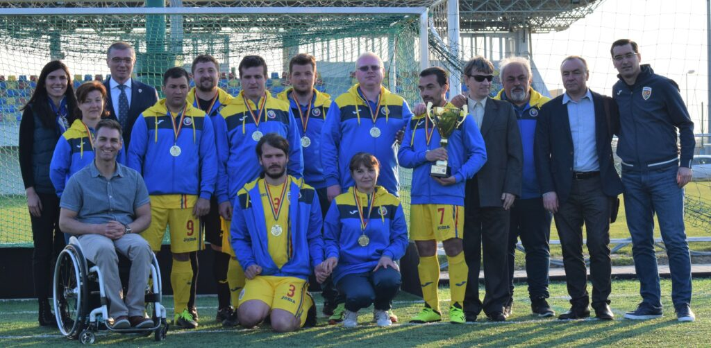 Entries open for blind football division 2 Euros
