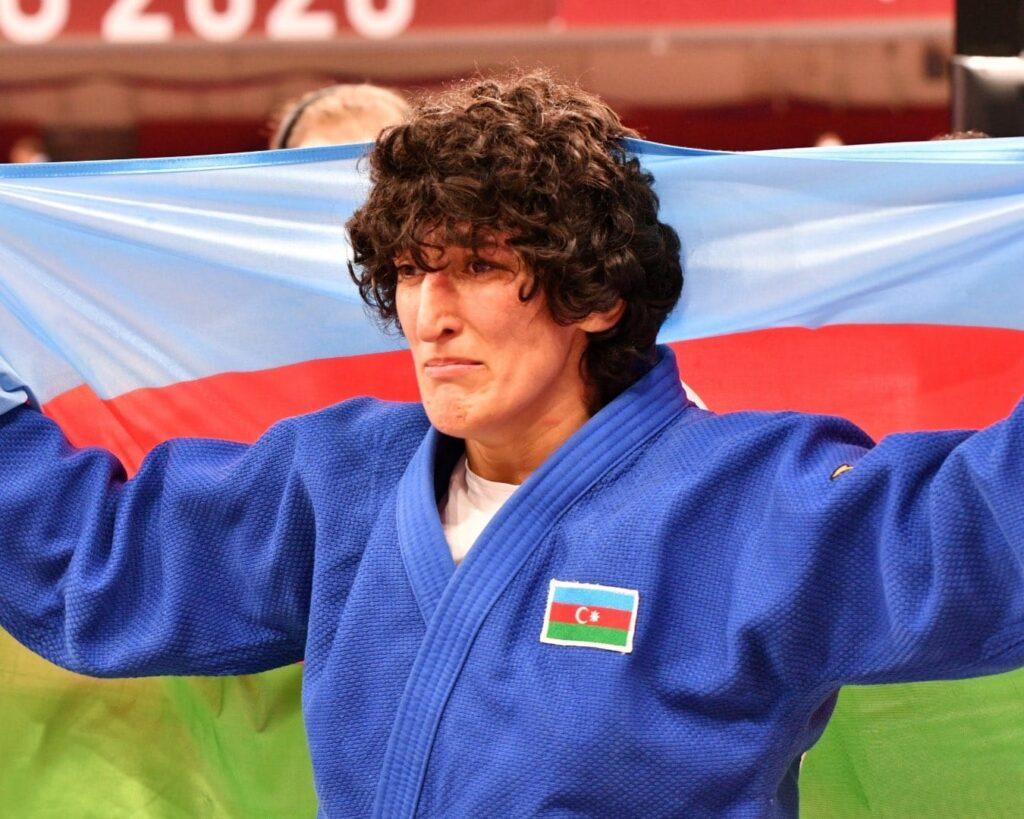 Azerbaijan claim trio of judo medals