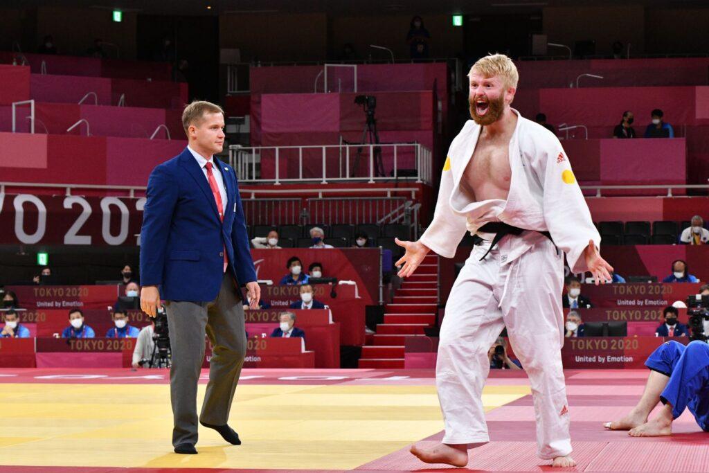 Historic day on tatami at Tokyo 2020 as Great Britain, Iran grab gold