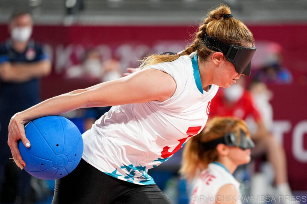 #Tokyo2020: Five things we learned about goalball